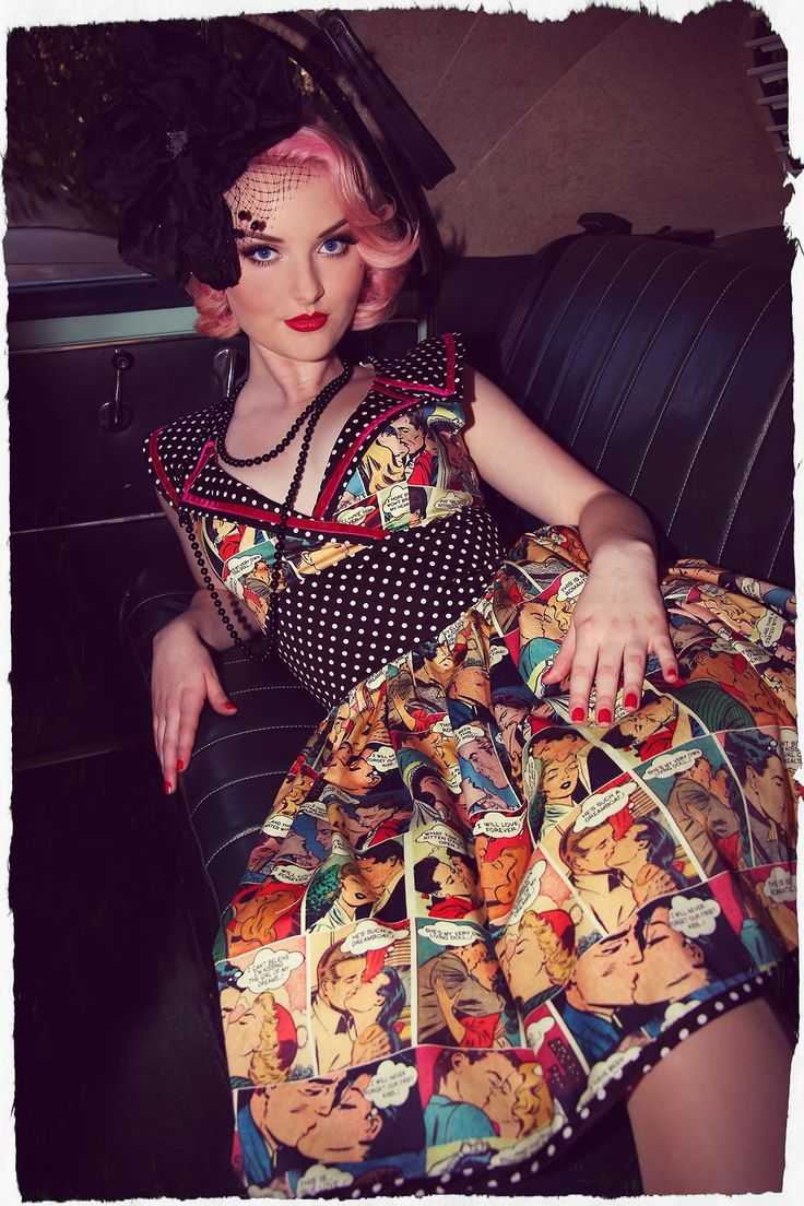 Kiss Me Darling Collar Dress