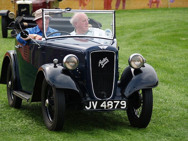 Best Austin Seven Images On Pinterest Vintage Cars Austin