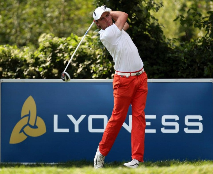 Congratulations to our team player Benjamin Hébert's 6th place at the Lyoness Austria!