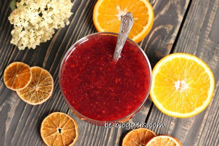 Варенье из крыжовника и апельсинов, рецепт с фото