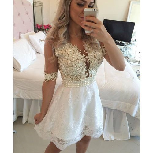Barbara Melo Teodoro glam iphone - barbara melo teodoro - dress - #brazilian - hair Mais