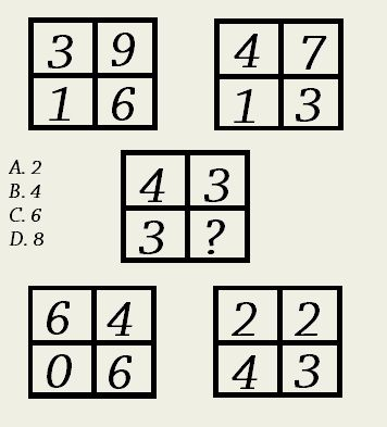 Which number replaces the question mark ? #Aryaaiet #College #School #Education #Institute #Aryainstitute