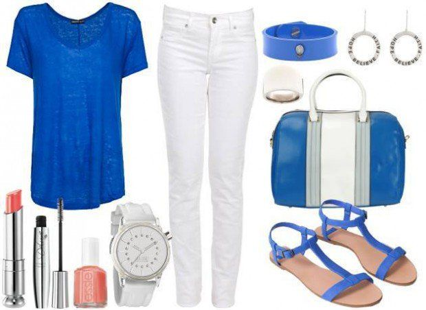 30 süße lässige Sommer Outfits Kombinationen