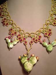 Risultati immagini per gioielli con fico d'india