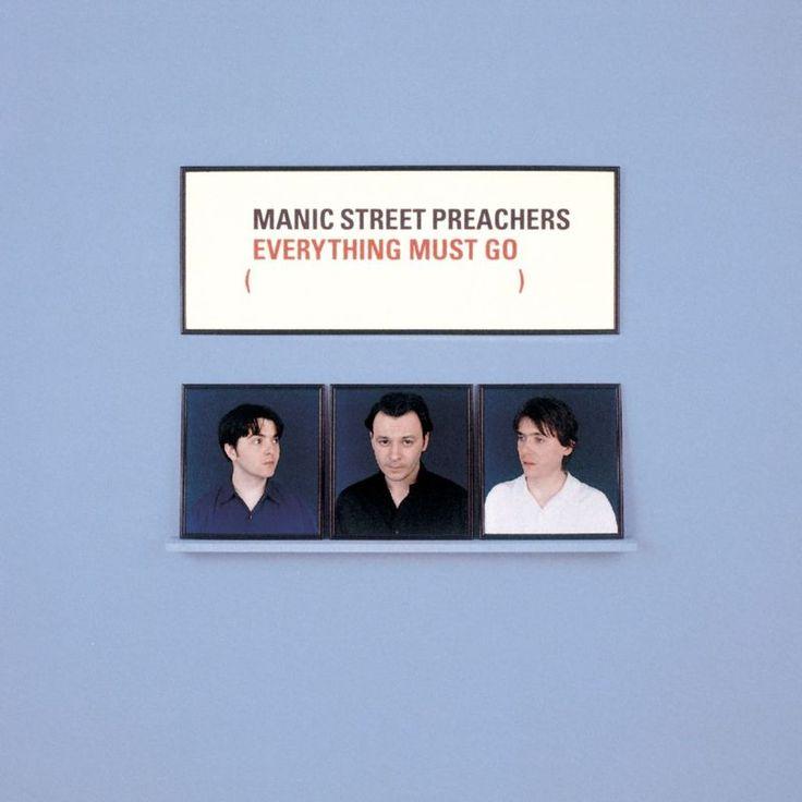 "Manic Street Preachers ""Everything Must Go"""