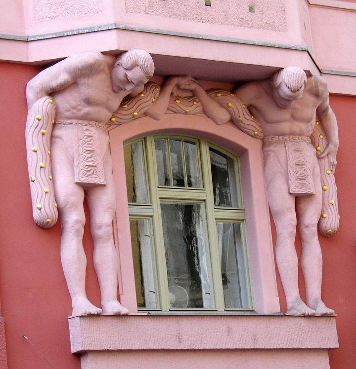Baroque Architecture of Prague #funny 2!