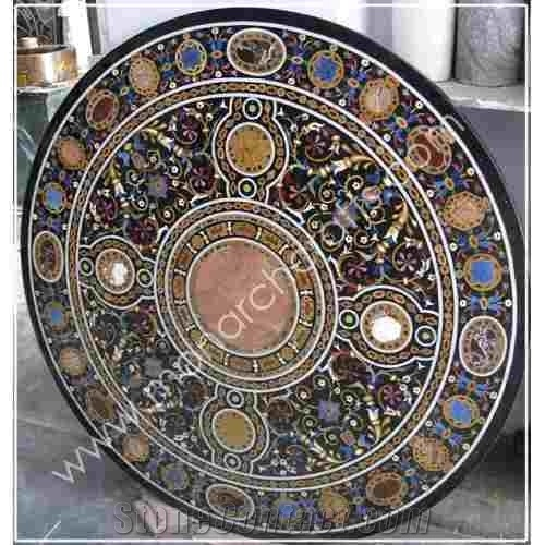 Marble Top Coffee Table India: 17 Best Images About Pietra Dura On Pinterest