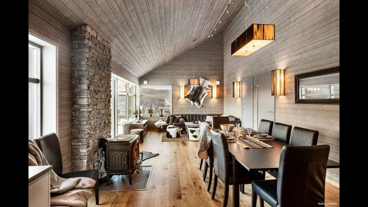 Livingroom kitchen Mattestorp Village