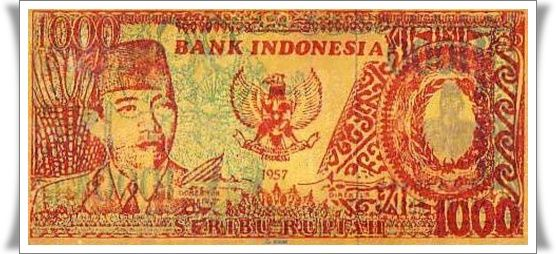 Foto - Foto uang Indonesia Kuno - Umum - CARApedia