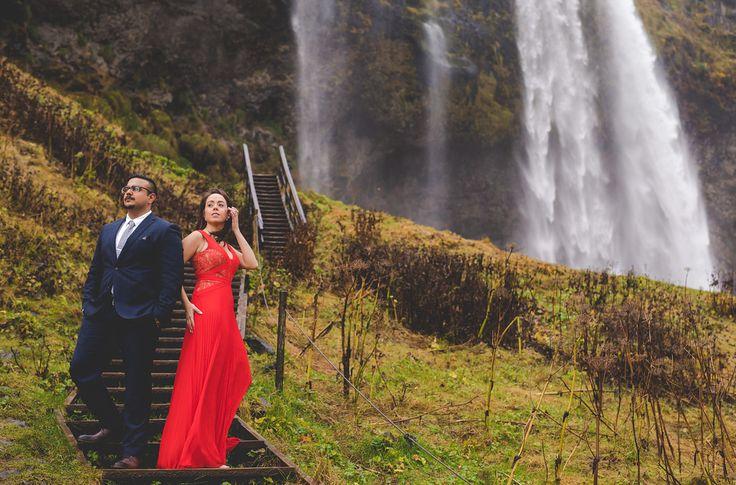 Arjun and Amanda's Icelandic adventure  #seljalandsfoss #seljalandsfossfalls #skogafossfalls #skogafoss #thatreddress #reddressiceland #icelandengagementshoot #icelandphotoshoot #icelandweddingpictures #internationalweddingphotographer #torontoweddingphotographer #destinationweddingphotographer #eshootideas #wowair #bluelagoon #wheniniceland #reykjavik #bigalstudiostoronto www.bigalstudios.ca