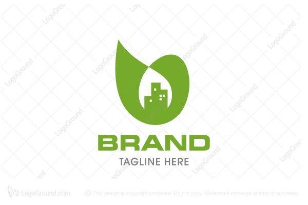 Logo for sale: Eco City Logo