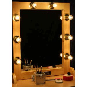 Star Dressing Room Mirror Drmr From Lancelyn Theatre