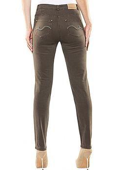 Где можно купить джинсы хаки женские