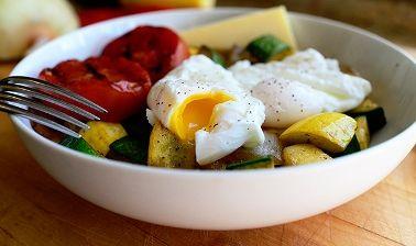 Resep Sarapan Sayur Telur Rebus Keju