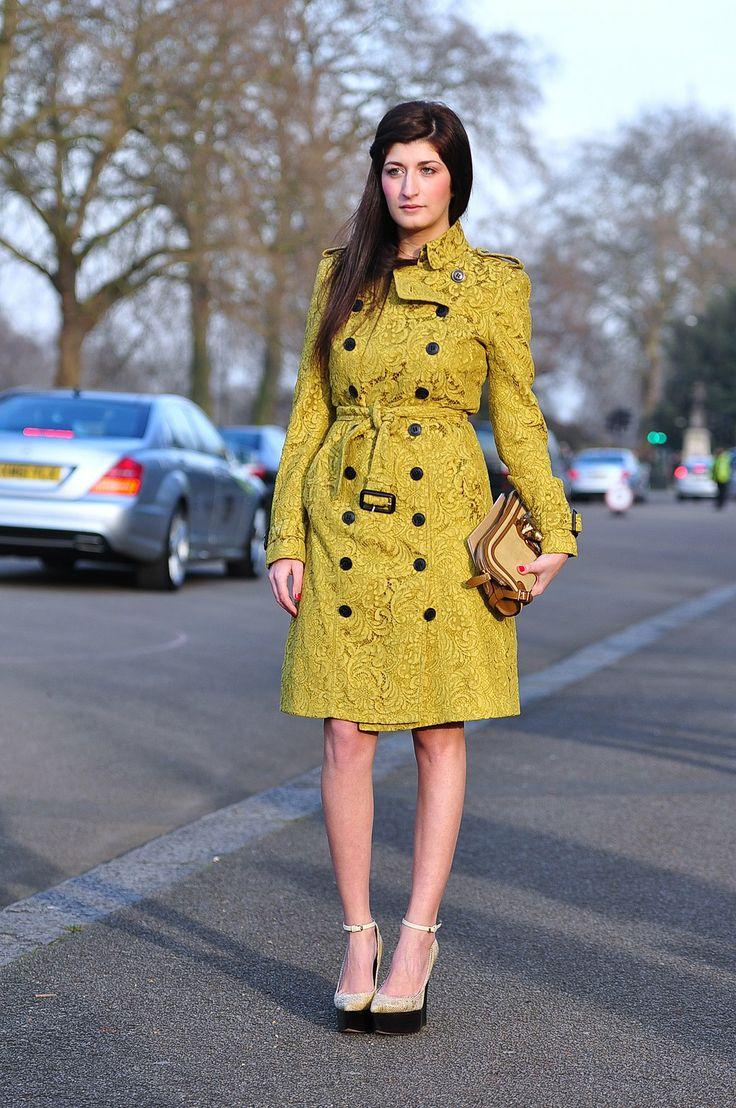 Неделя моды в Лондоне,  часть II. Изображение №52.