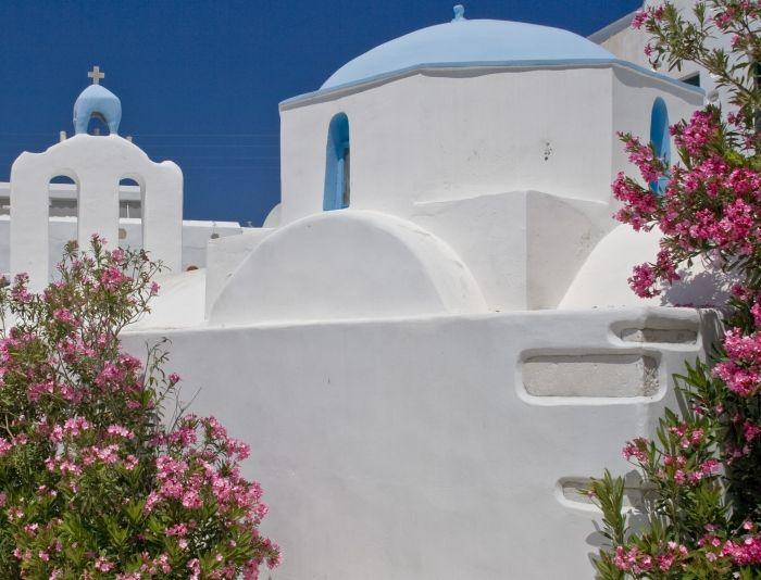 Church in Antiparos Chora