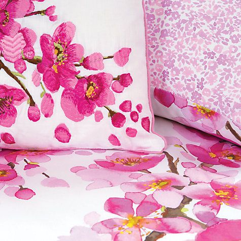 cherry blossoms blossoms and bedding on pinterest