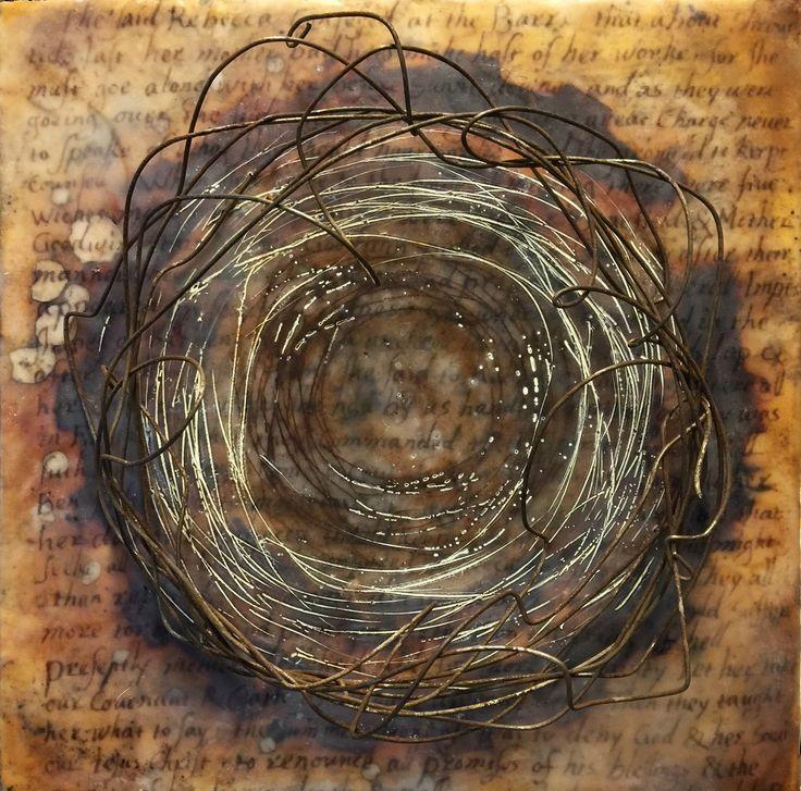 Pam Nichols - Encaustic Artist