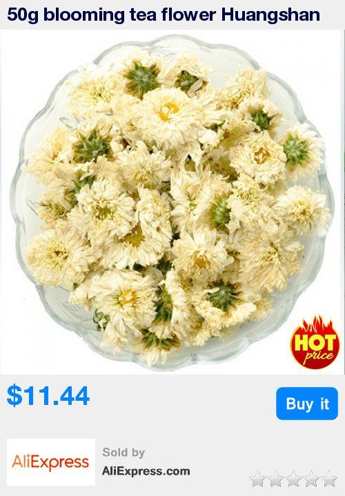 50g blooming tea flower Huangshan gongju premium chrysanthemum tea   health care green food * Pub Date: 02:24 Apr 19 2017