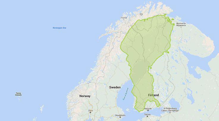 Kuinka suuri Suomi on ja muita karttojen kummallisuuksia | Tiedetuubi