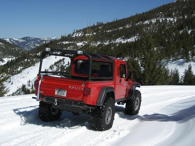 29 best tj brute images on pinterest expedition vehicle jeep brute and jeep tj. Black Bedroom Furniture Sets. Home Design Ideas