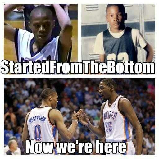Kevin Durant And Russell Westbrook Best Friends Russell westbrook #0 & kevin