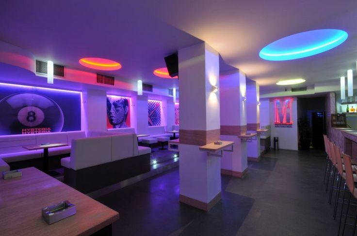 Interiér klubu Mandarin Essence Brno | Hudební klub & Cocktail bar - Mandarin Brno. Navštivte http://www.mandarin-club.cz