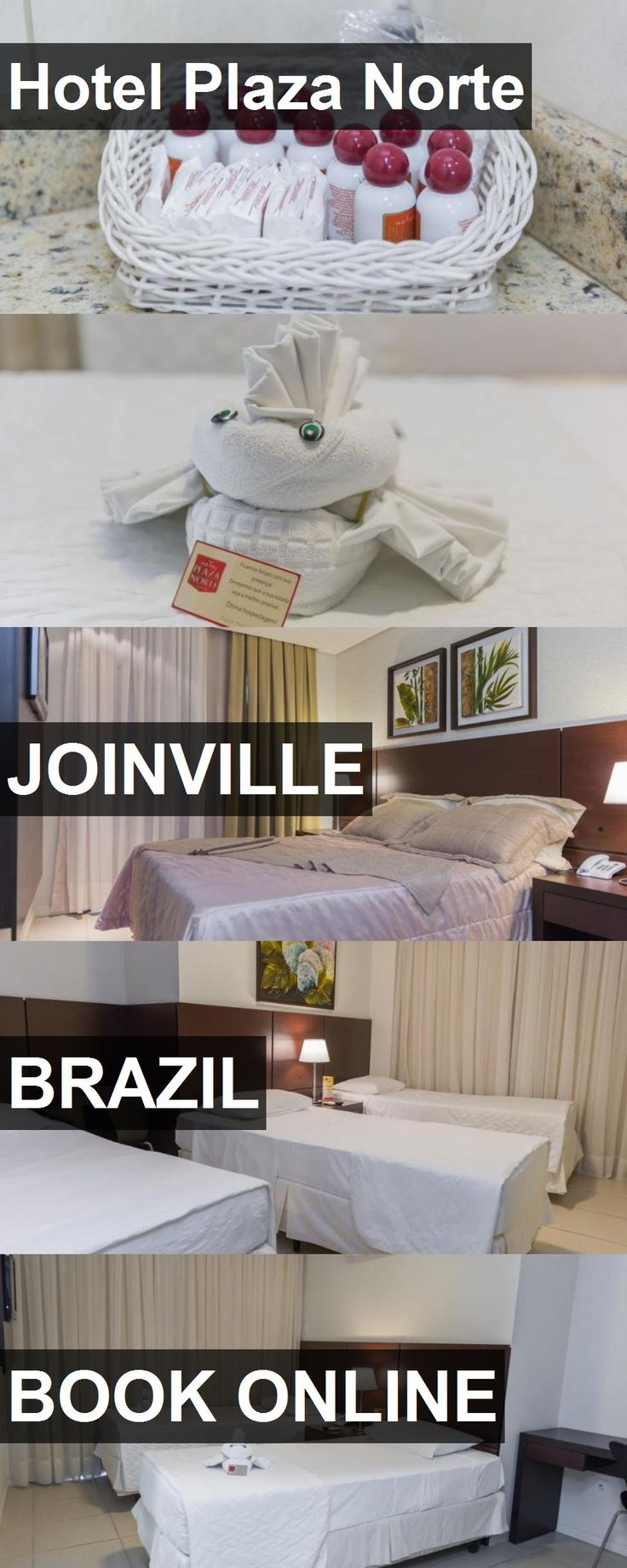 Hotel Plaza Norte in Joinville, Brazil. For more information, photos, reviews and best prices please follow the link. #Brazil #Joinville #travel #vacation #hotel