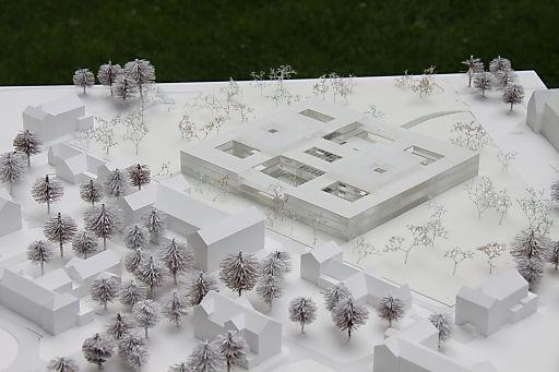 TREUSCH architecture gewinnt den Wettbewerb 'LWL-Klinik Dortmund'   Fotograf: TREUSCH architecture ZT GmbH.   Credit:TREUSCH architecture ZT GmbH.   Mehr Informationen und Bilddownload in voller Auflösung: http://www.ots.at/presseaussendung/OBS_20120725_OBS0008