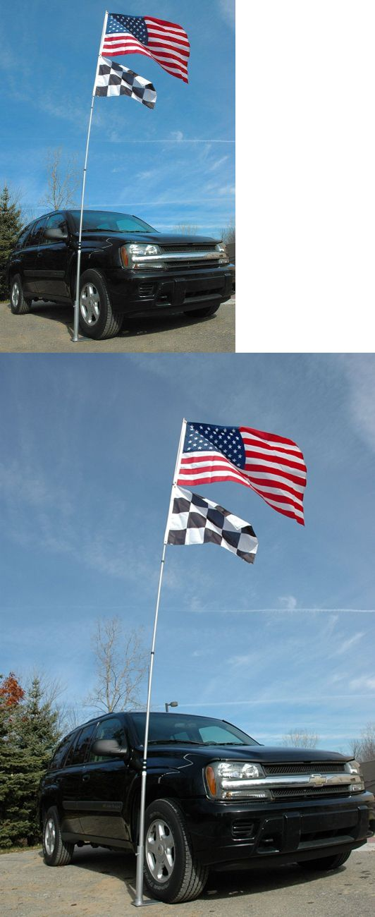 Flag Poles and Parts 43536: Flagpole To Go Ultimate Tailgaters Package With 20-Foot Portable Flagpole -> BUY IT NOW ONLY: $64.49 on eBay!