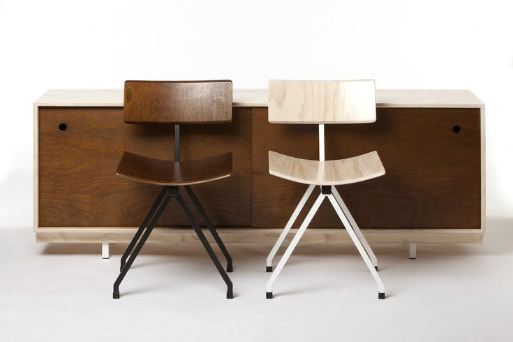 Sideboard and chairs | Andrew Missen | Nidus Furniture