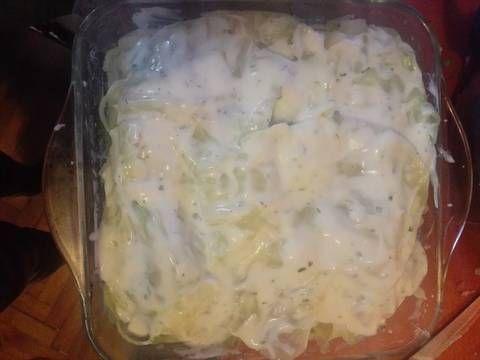 Remek recept Light káposztás pórés csirkemell. Egyszerű és egészséges étel :)