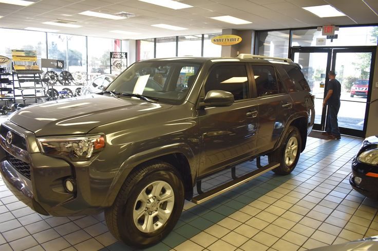 2017 Toyota 4runner Xpress Auto Mall 6333 N. Dale
