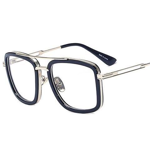 Teacher, Teacher Retro Square Eyeglasses