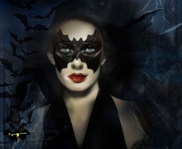 Bat romance bad romance ! By Amalia Lampri