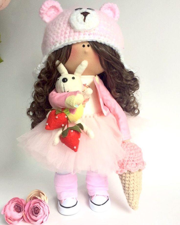 "110 Me gusta, 1 comentarios - Сорокина Ирина (@kuklisoroka40ka) en Instagram: ""Это часть заказа ""брюнетки рулят""! #sorokindom #livemaster #dolls #dollstagram #куклысвоимируками…"""