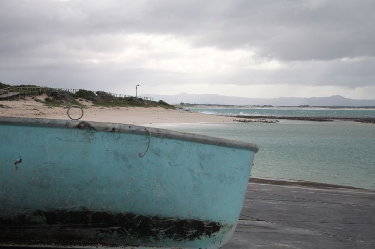 Cape Agulhas,most Southern Point of Africa. July 2014