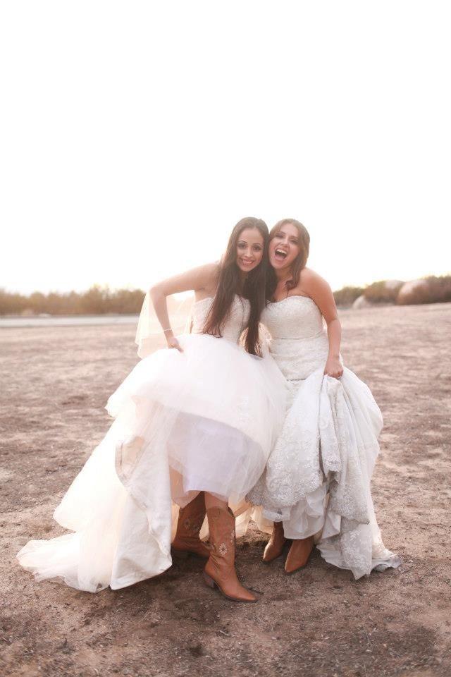 23 best images about best friend wedding dress photo shoot for Friends wedding dress