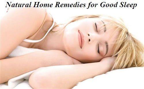 ayurvedic home remedies for good sleep, natural home remedies for good sleep