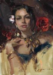 Gypsy by Daniel Gerhartz