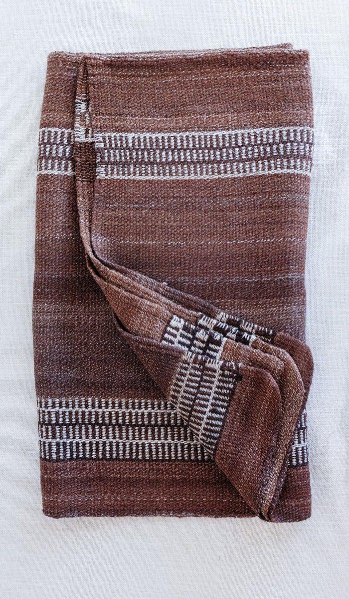 Vintage Alpaca Blanket/Rug #2