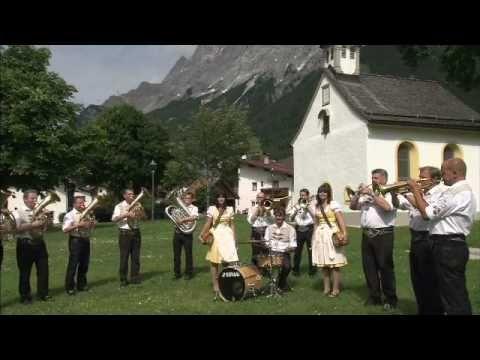 Alpenbrass Tirol - Dem Land Tirol die Treue  2009 Alpenbrass Tirol-Dem Land Tirol die Treue Melodien der Berge/Zugspitz Arena Ehrwald