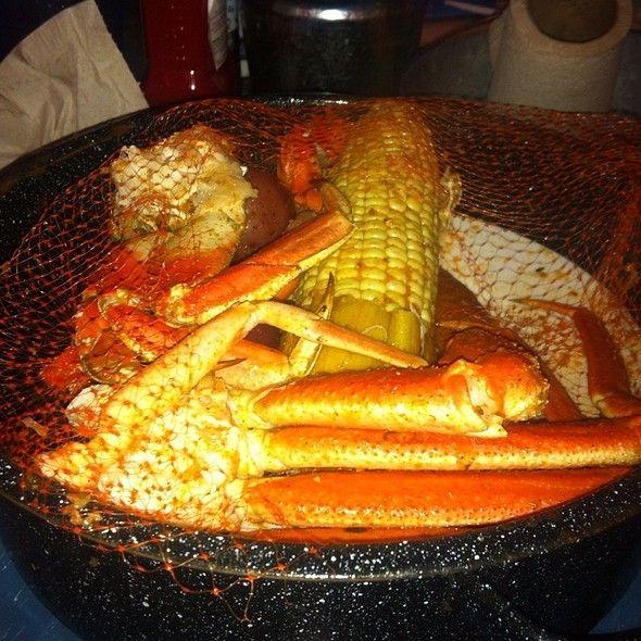 Joe's Crab Shack Copycat Recipes: Ragin Cajun Steampot