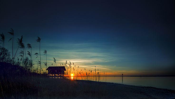 Sunset today by Ingo Kremmel  on 500px