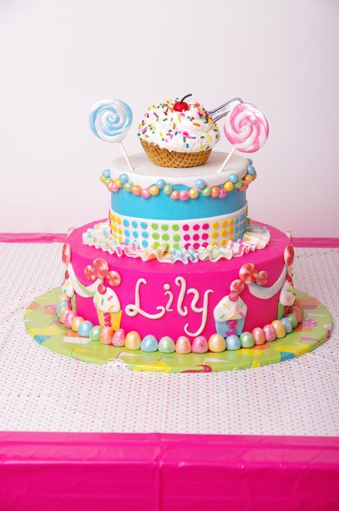 Candy Party! Cakes!!! Pinterest Candy Shop, Candy ...