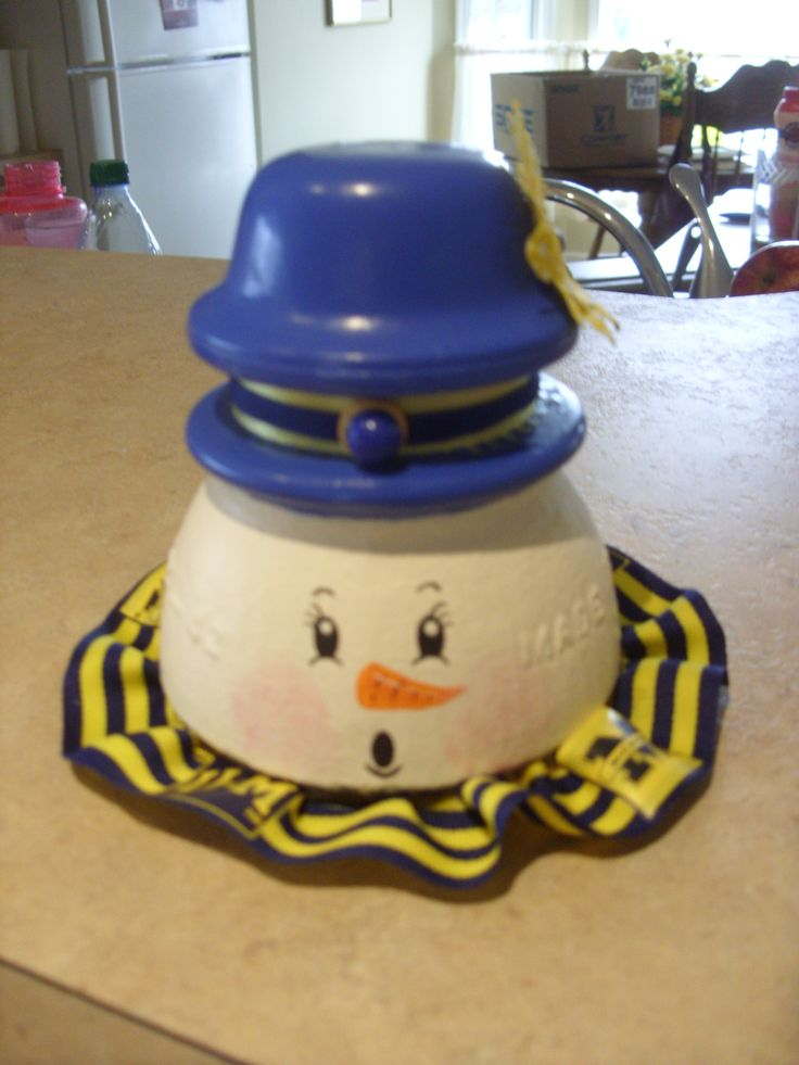 A pinterest inspired project. A painted glass insulator
