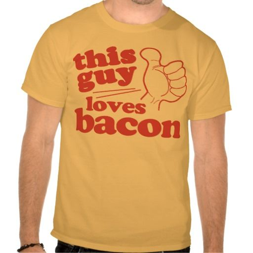 ==>>Big Save on This Guy Loves Bacon T-shirt This Guy Loves Bacon T-shirt We have the best promotion for you and if you are interested in the related item or need more information reviews from the x customer who are own of them before please follow the link to see fully revi...Cleck Hot Deals >>> http://www.zazzle.com/this_guy_loves_bacon_t_shirt-235734308362676774?rf=238627982471231924&zbar=1&tc=terrest