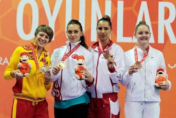 Results partial karate day 2 – XVII Mediterranean Games 2013
