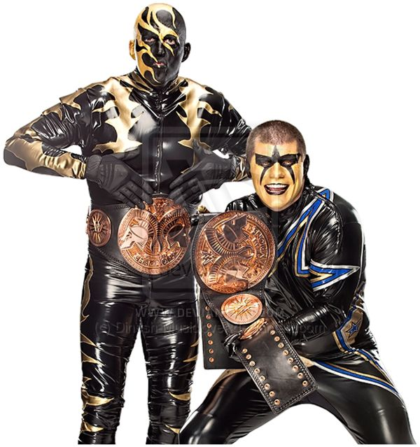 Wwe Tag Team Championship Gold Stardust Render By Dinesh