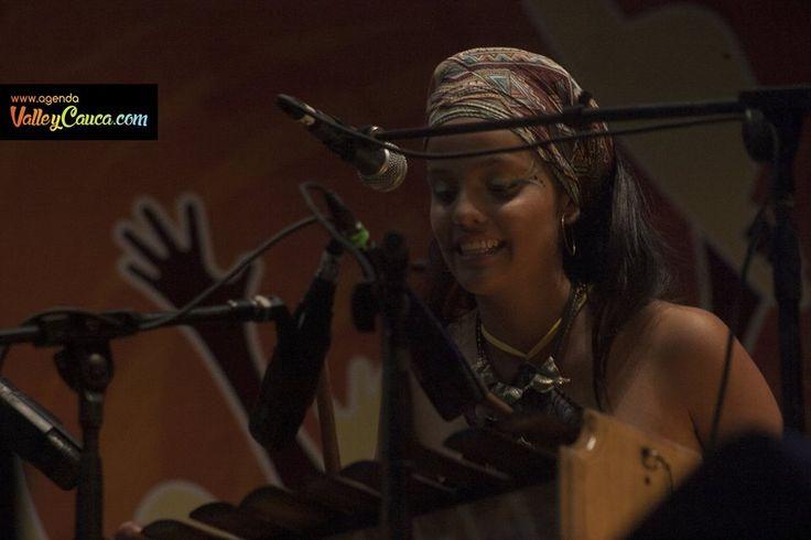 Mejor interprete de marimba para Salome Gomez (Integrante grupo La Jagua )
